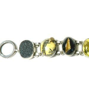 Stephen Dweck One Of A Kind S S Bracelet #10223